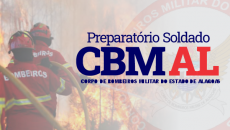 Curso SOLDADO BOMBEIRO MILITAR ALAGOAS 2021