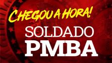 Soldado PMBA 2022