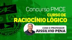 CURSO DE RACIOCÍNIO LÓGICO - CONCURSO PM CEARÁ - 2021